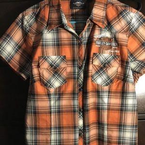NWOT Harley Davidson shirt